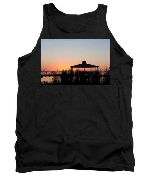 Lake Eustis Sunset Tank Top