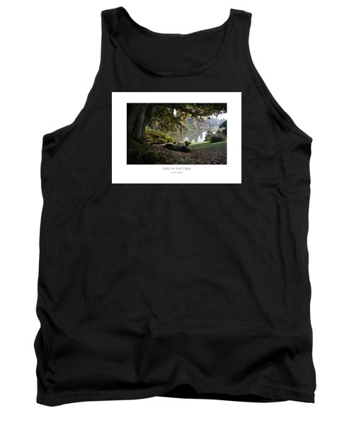 Lake In The Park Tank Top
