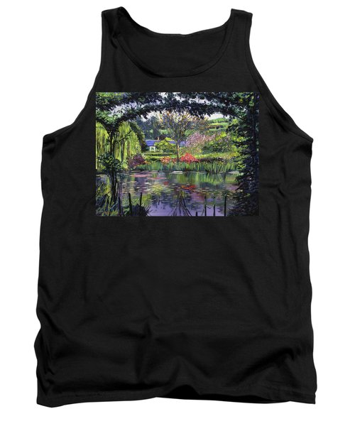 Lakeside Giverny Tank Top