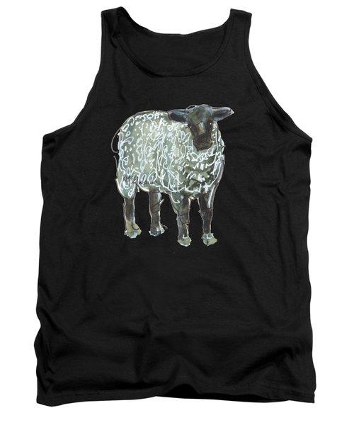 Lamb Art An032 Tank Top