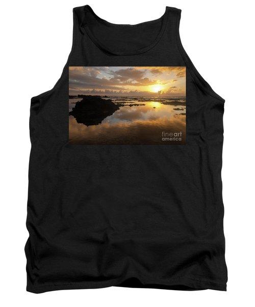 Lanai Sunset #1 Tank Top