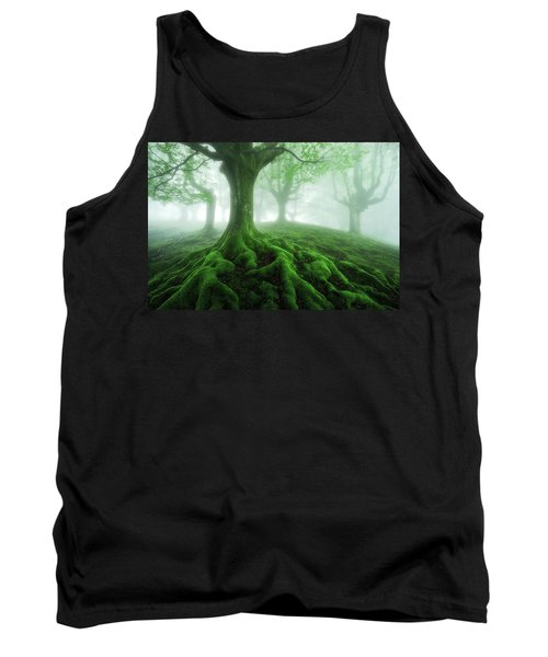 Land Of Roots Tank Top