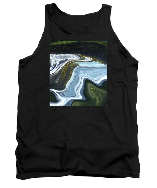 Lands End Tank Top