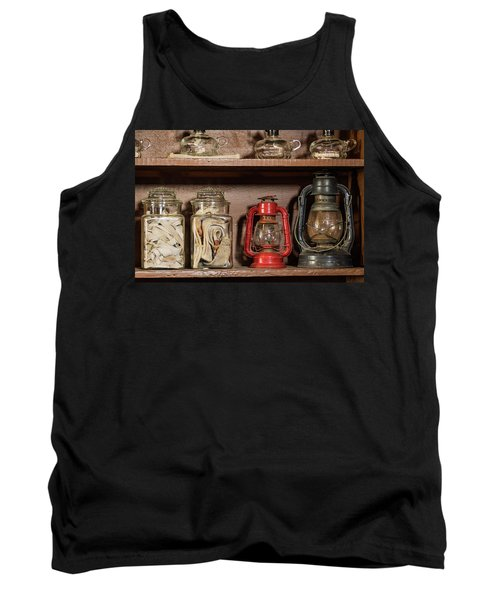 Lanterns And Wicks Tank Top by Jay Stockhaus