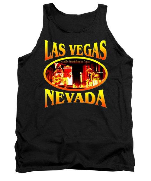 Las Vegas Nevada Design Tank Top