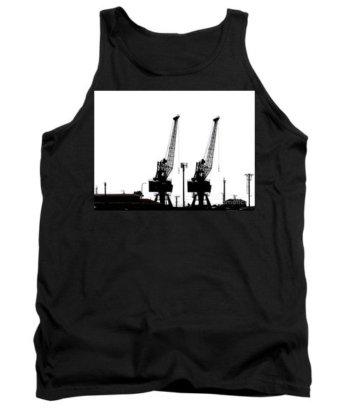 Last To The Ark Tank Top by Stephen Mitchell