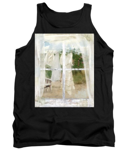 Laundry Day Tank Top