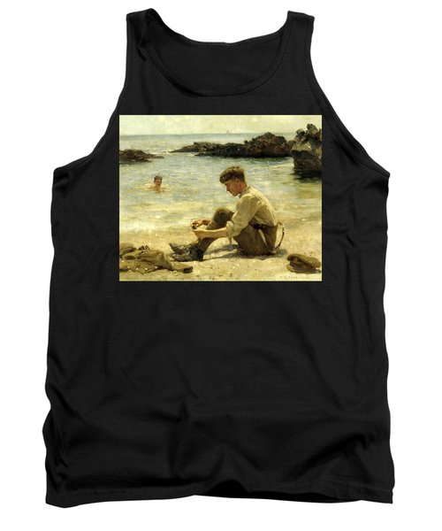 Lawrence As A Cadet  Tank Top