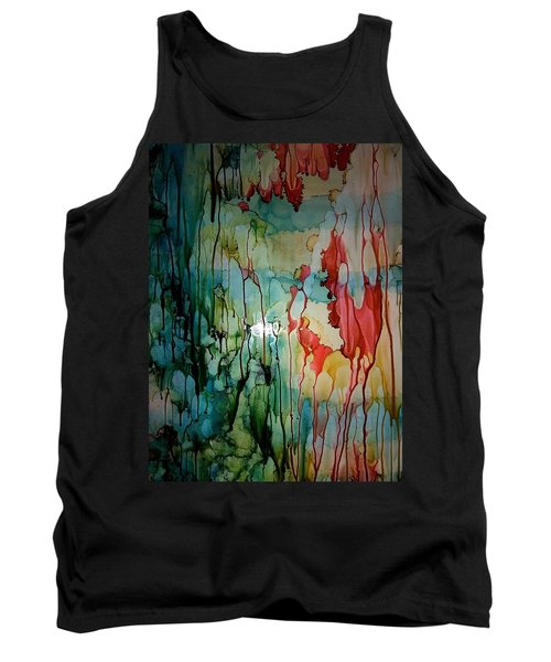 Layers Of Life Tank Top