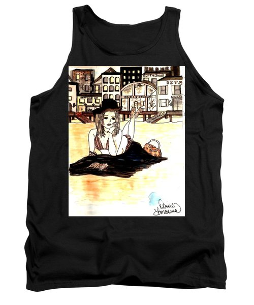Lazy Daze Tank Top