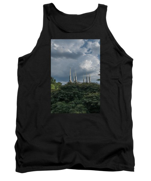 Lds Storm Clouds Tank Top