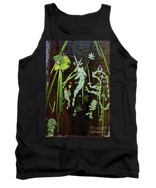 Leaf Art Tank Top
