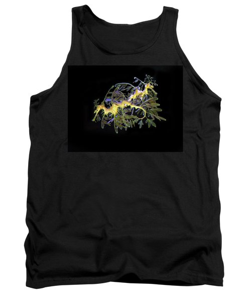 Leafy Sea Dragons Tank Top by Anthony Jones