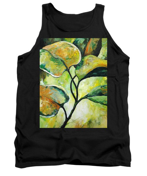 Leaves2 Tank Top