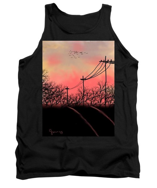 Leaving Home Tank Top