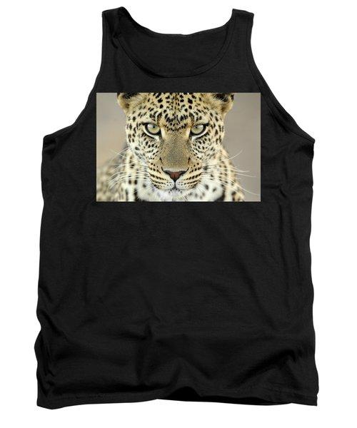 Leopard Panthera Pardus Female Tank Top