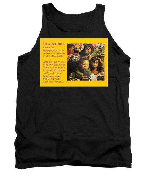 Les Izmore Feminism Tank Top
