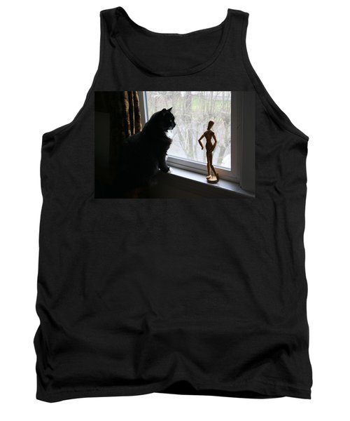 Lesson In Perspective  Tank Top