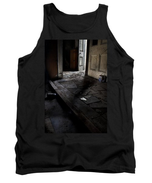 Let The Light In. Tank Top