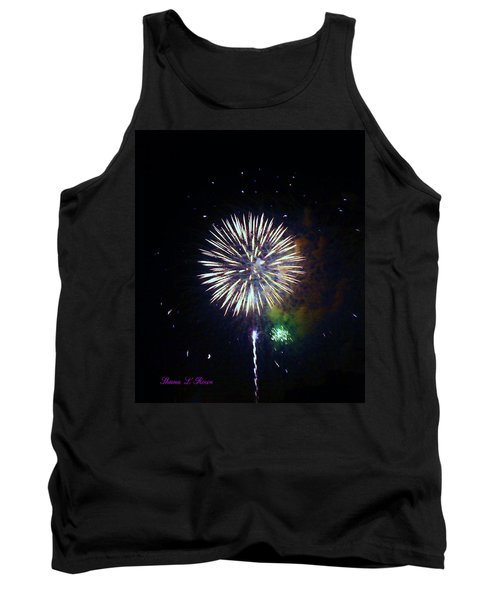 Tank Top featuring the photograph Lets Celebrate by Shana Rowe Jackson