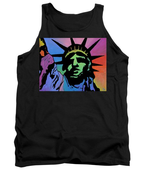 Liberty Of Colors Tank Top