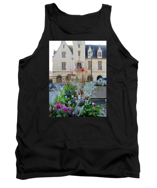 Libourne Town Hall Tank Top