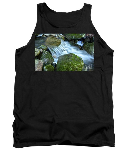 Life Tank Top by Alana Ranney