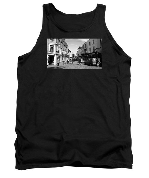 Life In Canterbury Tank Top
