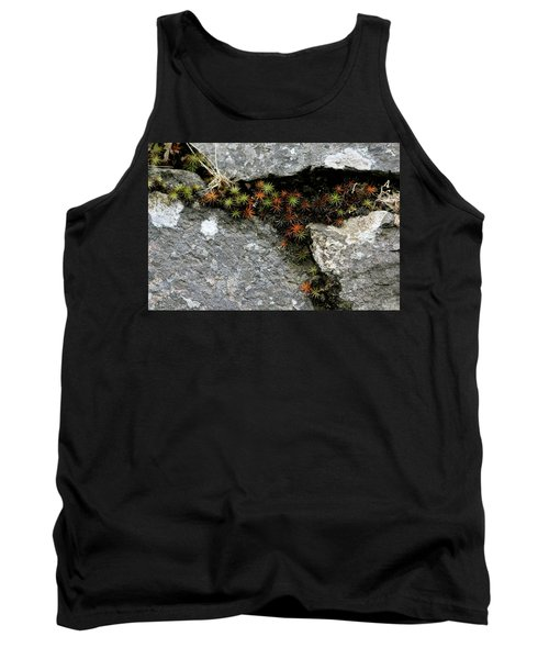 Life Lived In The Cracks Tank Top