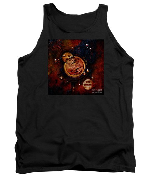Life Time Machine Tank Top