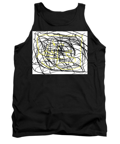 Life. White And Black Life Period But Sunlight Forever. Tank Top