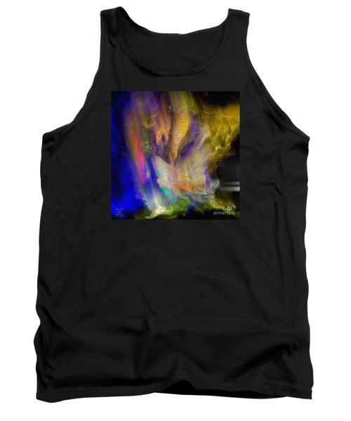 Light Magic Tank Top by Dee Flouton