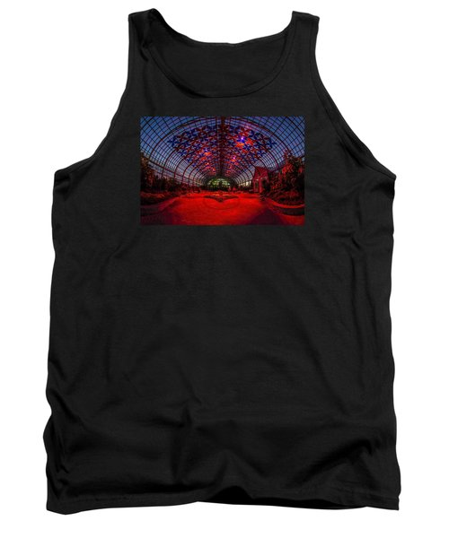 Light Show At The Conservatory Tank Top