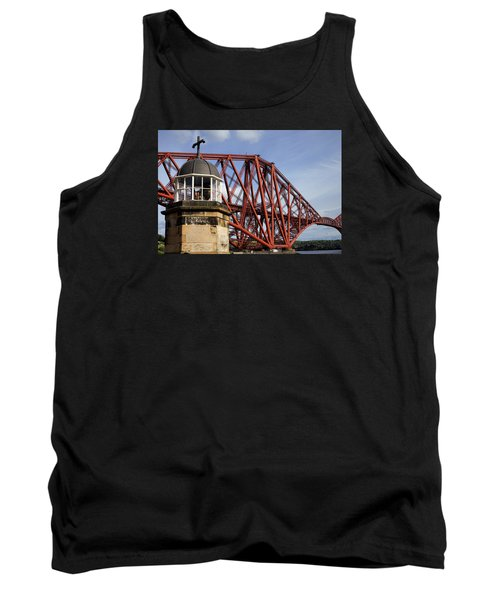 Tank Top featuring the photograph Light Tower by Jeremy Lavender Photography