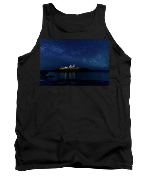 Light Up Nubble Lighthouse Tank Top