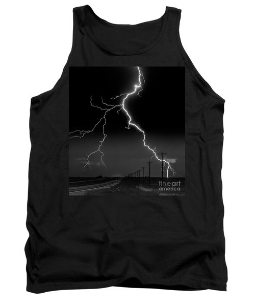 Lightning Bolt Tank Top