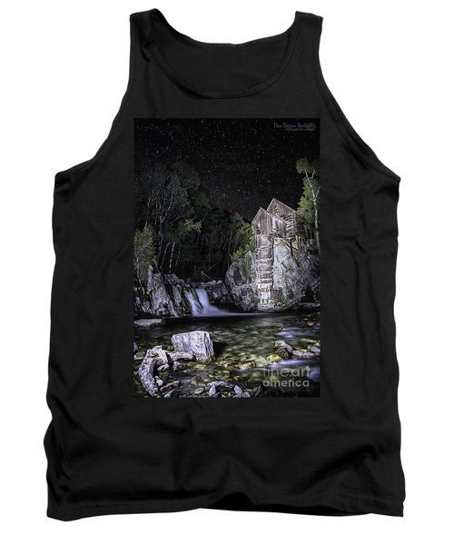 Lights On The Mill Tank Top