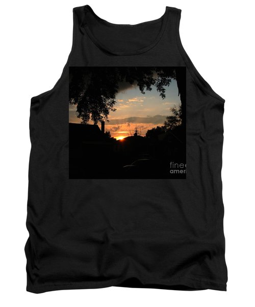 Lights Out Tank Top