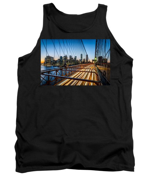 Lightwave Tank Top