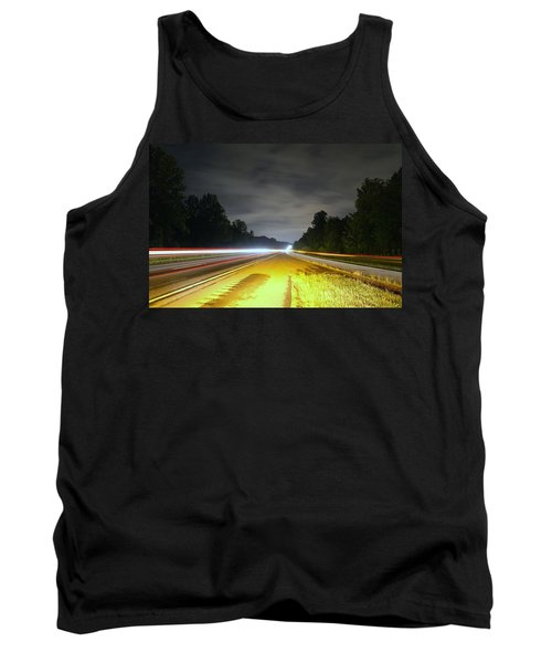 Tank Top featuring the photograph Lightworks by Alex Grichenko