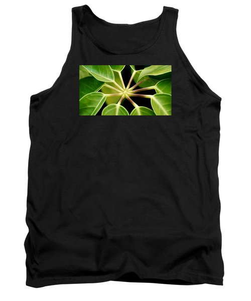 Tank Top featuring the photograph like a Star by Werner Lehmann