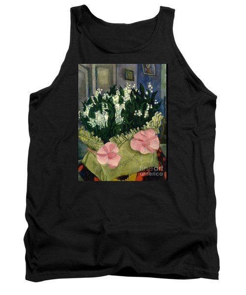 Lilies Of The Valley Tank Top