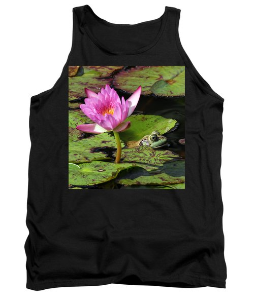 Lily And The Bullfrog Tank Top