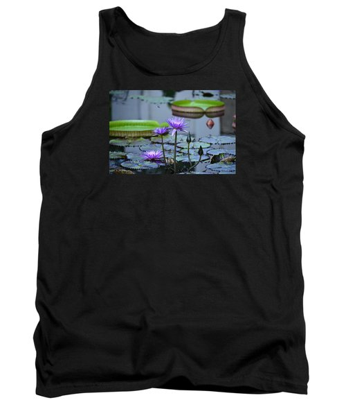 Lily Pond Wonders Tank Top