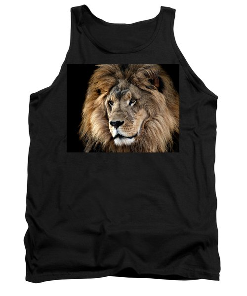 Lion King Of The Jungle 2 Tank Top