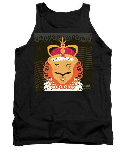 Lion King Tank Top