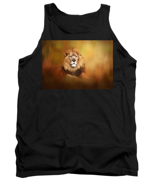 Lion - Pride Of Africa I - Tribute To Cecil Tank Top