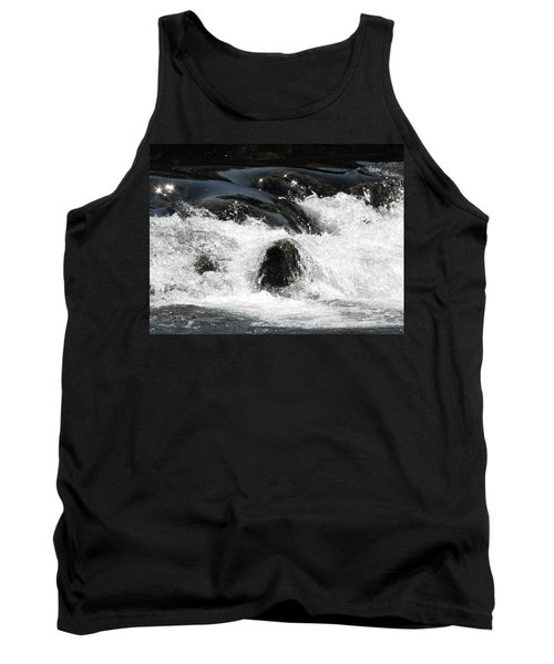 Liquid Art Tank Top