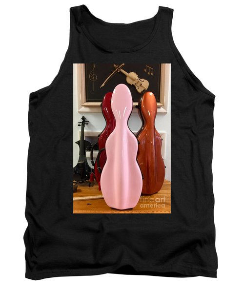 Little Cases Tank Top