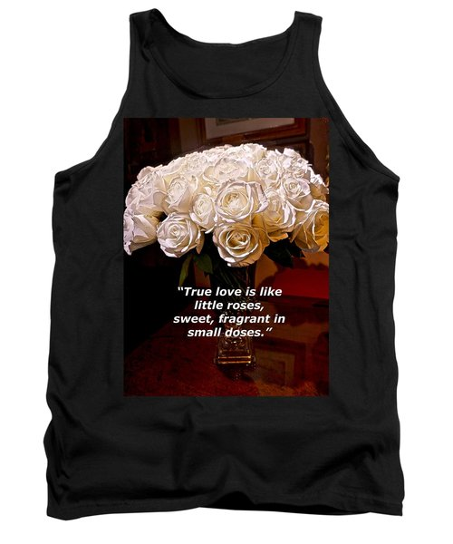 Little Love Roses Tank Top